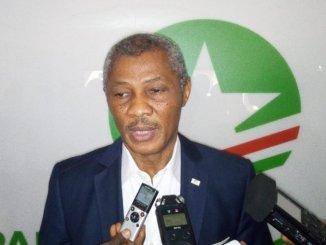 olympio Faure Gnassingbé n'est pas le président - Natanael Olympio