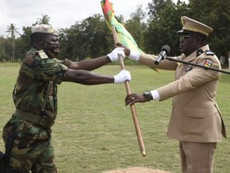 tchangani 1er BIR : Le Lt-col Tchangani Atafaï prend le commandement