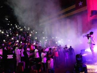 concert Les Togolais interdits de danser et de fêter