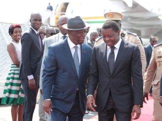Ado Faure 3e mandat: comment Faure a convaincu Ouattara et Condé