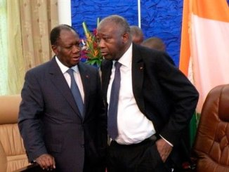 Laurent Gbagbo Alassane Ouattara