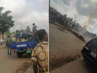 les gendarmes volent les moutons a gbossime lome togo