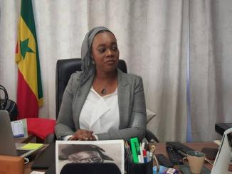 Ambassadrice Senegal Rokhaya Ba