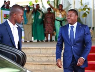 Faure Gnassingbe