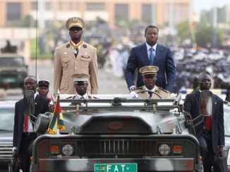 Faure Kadanga « Excellence, sortez, sinon je vous tue»: le jour où Kadanga a séduit Faure