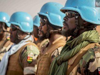 Togo Terrorisme