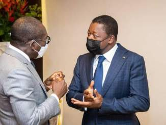 FAURE TALON Gentlemen's agreement entre Faure et Talon: Reckya Madougou au coeur des discussions?