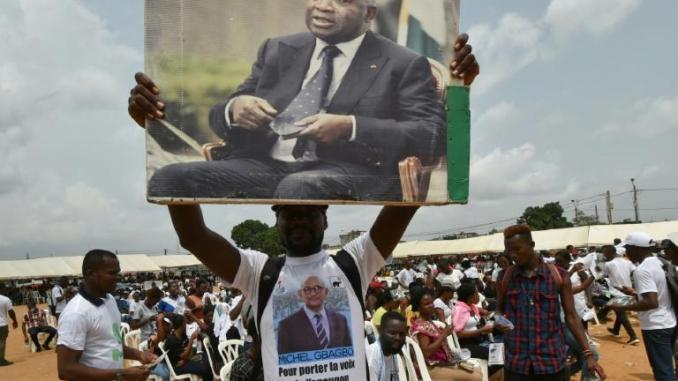 gbagbo laurent Dernière minute: l'heure d'arrivée de Laurent Gbagbo à Abidjan est connue