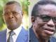 Agbeyome agboyibo [CONFIDENTIEL]: comment Agboyibor a voulu faire de Agbéyomé le dauphin d'Eyadema