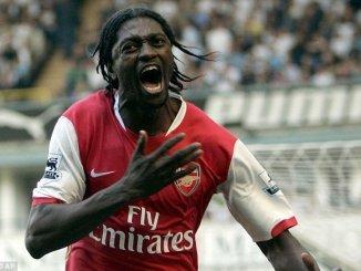 Adebayor À Londres, Emmanuel Adebayor donne encore le tournis !