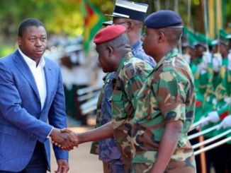 Coups dEtat le Togo parmi les bons eleves de la CEDEAO Coups d'État : le Togo, parmi les bons élèves de la CEDEAO