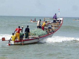 Togo Peche Pirogue Togo: une pirogue chavire avec 11 pêcheurs à bord