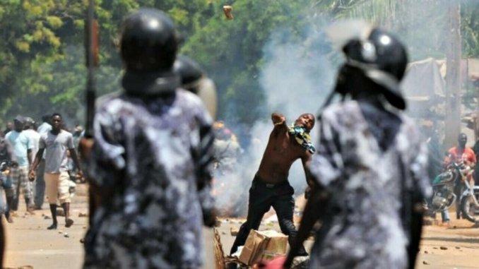 Justice lEtat togolais condamne par la CEDEAO pour acte de torture Justice : l'Etat togolais condamné par la CEDEAO pour acte de torture