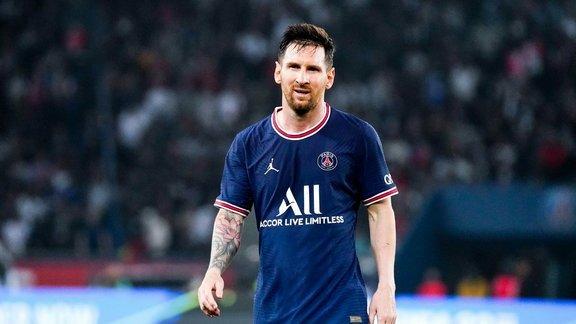 Le seul joueur a qui Messi a demande son maillot Le seul joueur à qui Messi a demandé son maillot