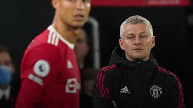 Manchester United Cristiano et ses coequipiers lachent Solksjaer Manchester United : Cristiano et ses coéquipiers lâchent Solskjaer