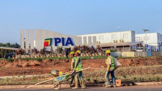 Togo PIA beneficie dun soutien de la BOAD a hauteur de 20 milliards Togo : PIA bénéficie d'un soutien de la BOAD à hauteur de 20 milliards
