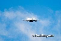 17/07/2016. Farnborough International Airshow. F/A-18 E Super Hornet