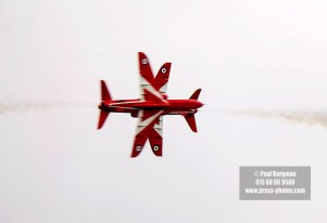 28/08/2016.Wings & Wheels, Dunsfold. The Red Arrows
