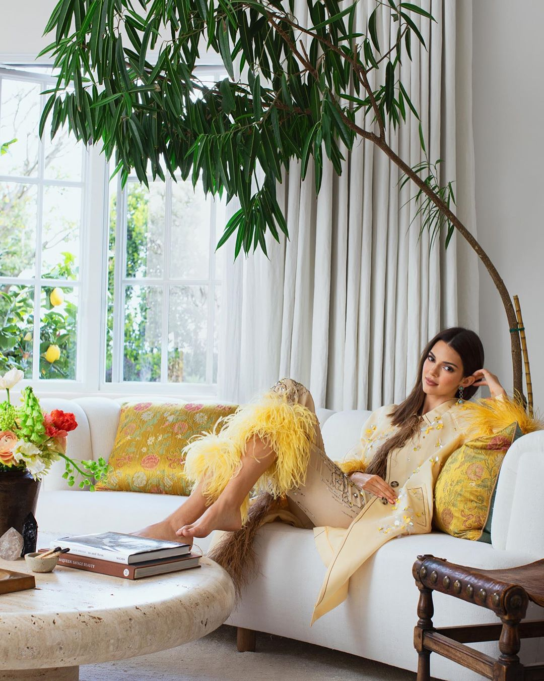look inside Kendall Jenner home-TohniStyle