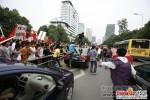 中国の反日デモの中のまともな人