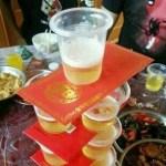 お祝いの席の中国式いやがらせ