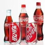中国コカコーラの微妙なパクリ商品