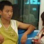彼氏を尻に敷く中国人女性の方たち