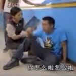 【コント動画で中国語】病院で順番待ちの列での一幕