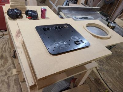 amp in box