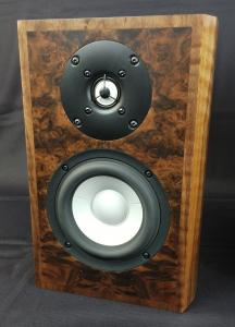 Walnut Front View