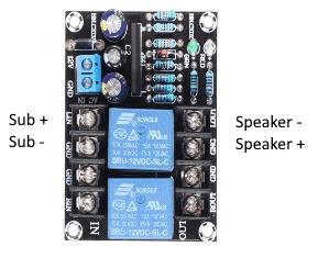 Speaker UPC1237