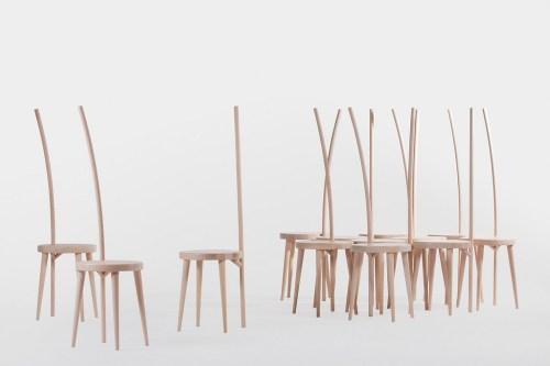 twig stool/ ilio