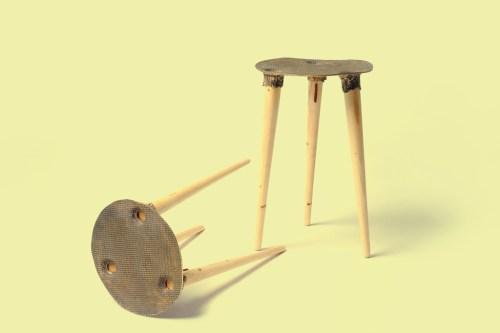 energy stool / marcel pasternak