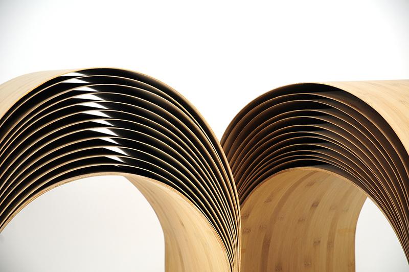 the hangzhou stool/ Chen min