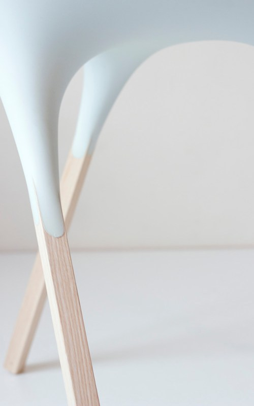stool production unit / Thomas Vailly