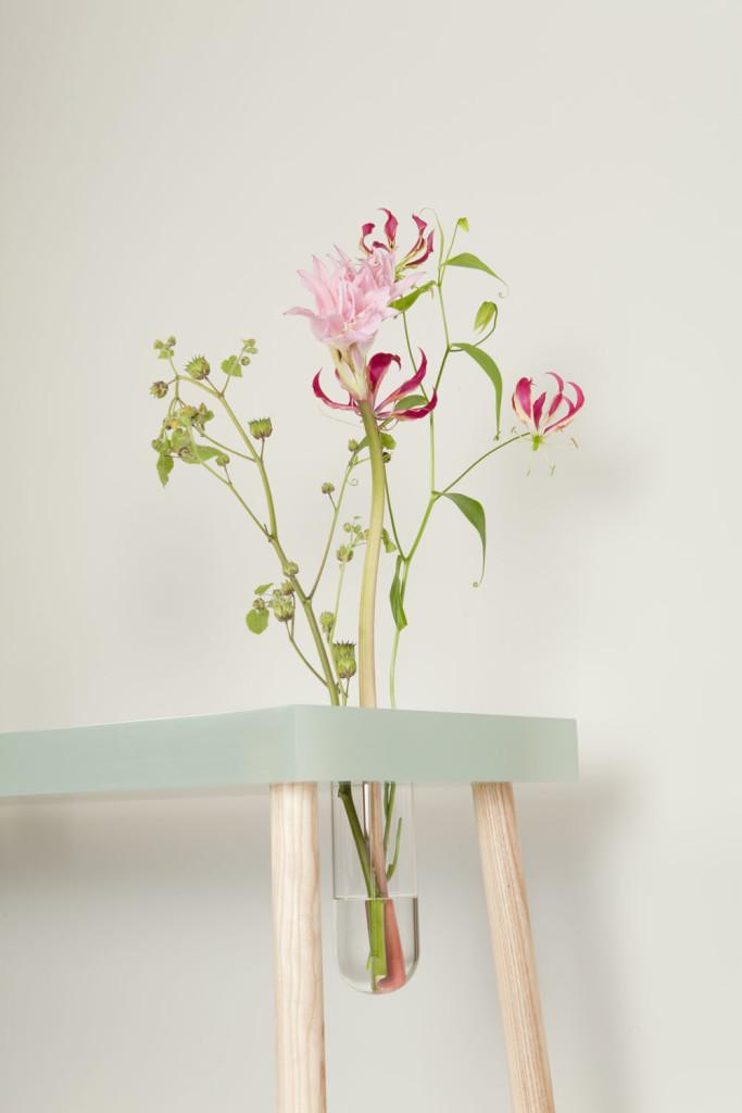 flower vase table / roelhuisman