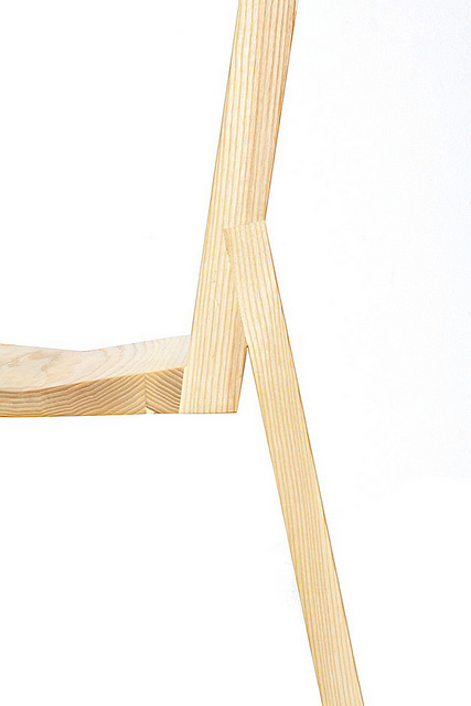 split chair / roni shalmon