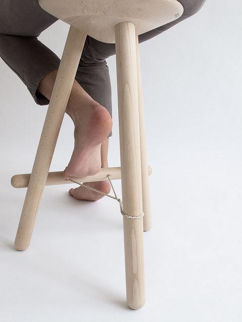 tubabu stool / martin azua