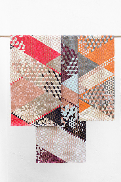 wooden rugs / Elisa Strozyk