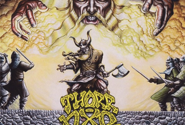 Thorr Axe Wall of Spears