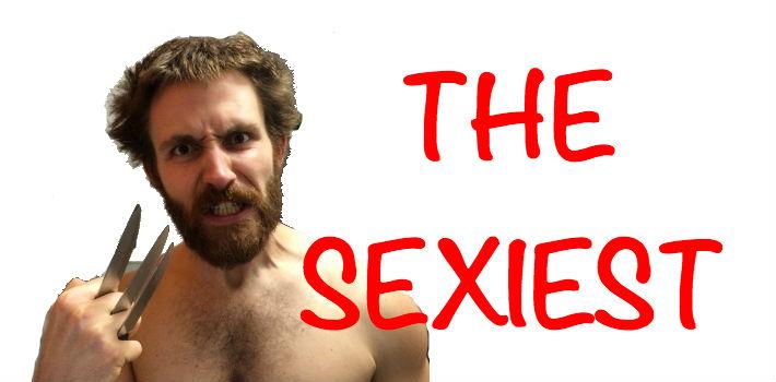 Sexiest dudes
