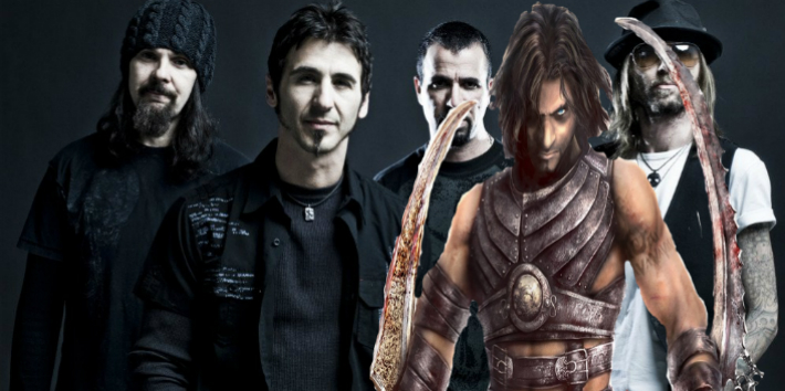 Remember When Godsmack Appeared In A Prince Of Persia Game The