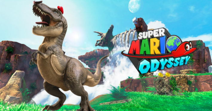 Super Mario Odyssey: The Toilet ov Hell Review – The Toilet