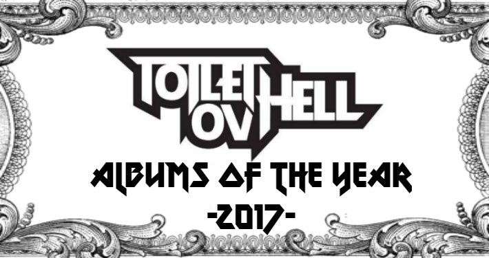 Top Albums ov 2017 w/ Spear, Beargod, and Dr K! – The Toilet