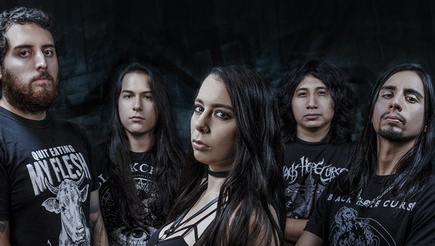 An interview with metal band NMK