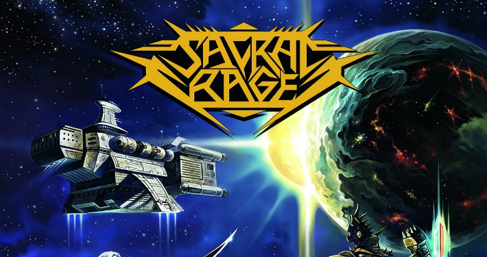 Review: Sacral Rage – Beyond Celestial Echoes – The Toilet