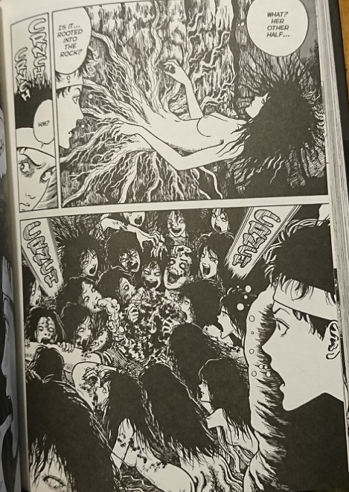 The Great TOH Junji Ito Read-Off: Tomie – The Toilet Ov Hell