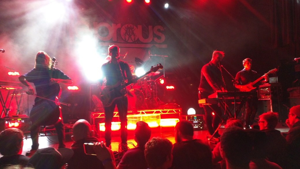 A Live Review Of Leprous And Haken The Toilet Ov Hell