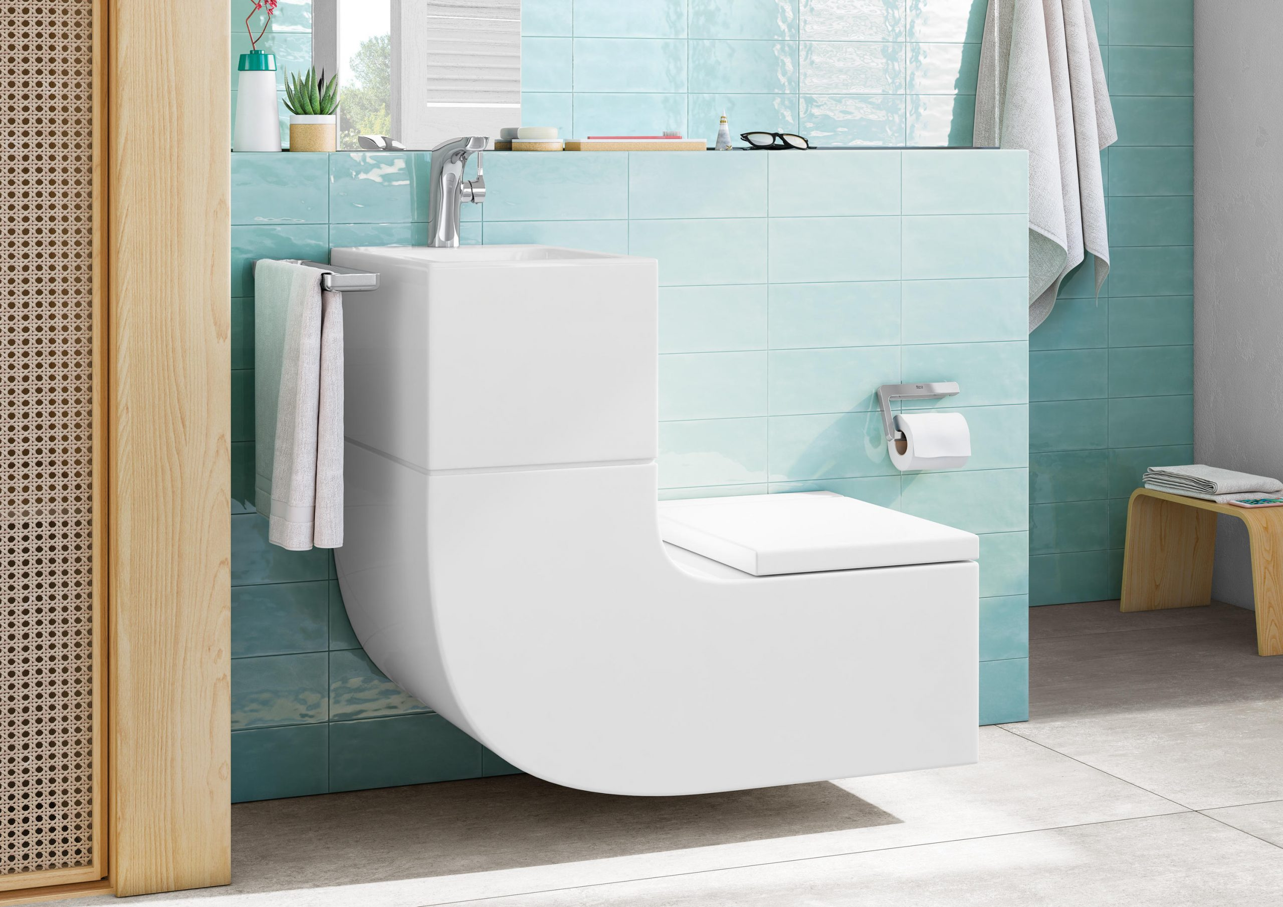 what are the benefits of toilet sink