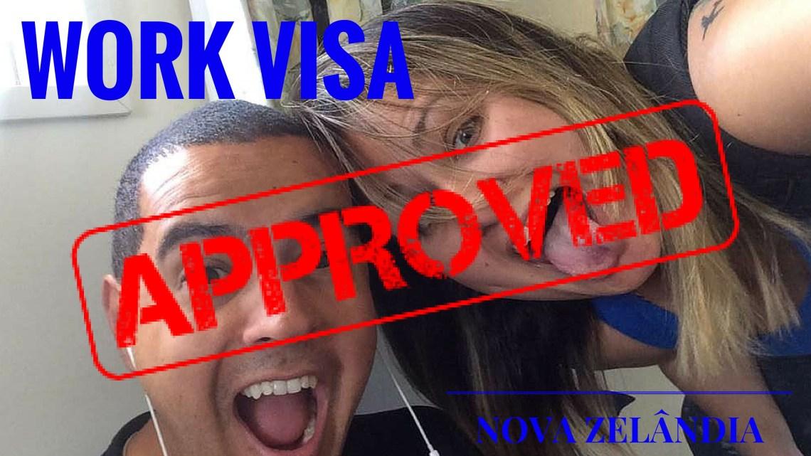 Working visa aprovado